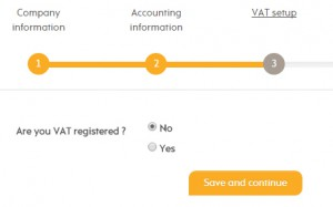 VAT registered?